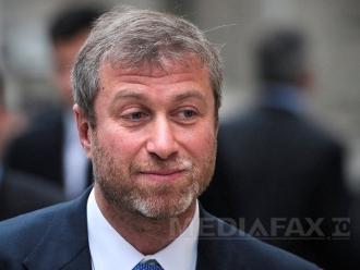 Miliardarul Roman Abramovich a
