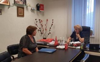 Liderul PSRM, la discuții cu cetățenii țării