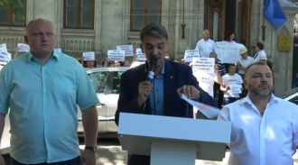 Andrei Năstase, acuzat de privatizare ilegală a patrimoniului cultural (VIDEO)