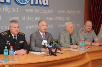 Veteranii forțelor armate și organelor de drept își anunță susținerea pentru Ion Ceban la alegerile din 3 iunie