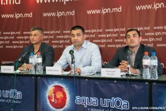 """Mișcarea """"Voievod"""" îndeamnă votanții să voteze cu Ion Ceban"""