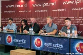Reprezentanții mai multor federații sportive își exprimă sprijinul pentru Ion Ceban