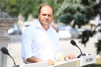Ion Ceban  a prezentat soluțiile sale pentru amenajarea spațiilor verzi din Capitală