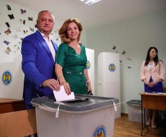Igor Dodon a votat pentru un primar care se va ocupa de rezolvarea problemelor orașului și nu de populism