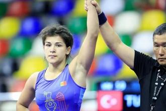 Anastasia Nichita a cucerit argintul la Europenele U-23