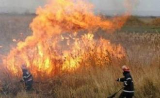 Meteorologii anunța Cod Galben de pericol excepțional de incendii