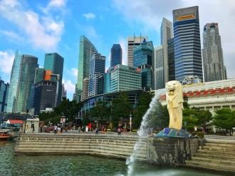 SUMMIT ISTORIC: Donald Trump a ajuns în Singapore, unde se va întâni pentru prima oară cu liderul nord-coreean; Kim Jong-un a ajuns cu cinci ore mai devreme