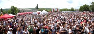 Festivalul Mierii și Căpșunilor a întrunit peste 20 mii de cetățeni ai țării și oaspeți de peste hotare