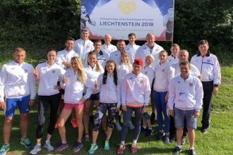Moldova a ocupat locul 2 la Campionatului ţărilor mici la atletism