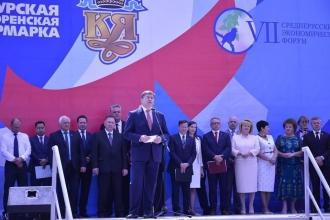 Socialiștii au participat la Forumul Economic din Rusia Centrală și la Iarmarocul de la Kursk