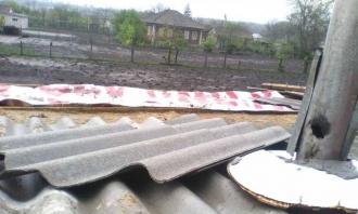 Ploile cu grindină au făcut prăpăd în nordul țării