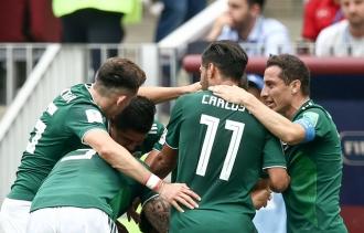 Germania, învinsă surprinzător de Mexic la Campionatul Mondial de Fotbal