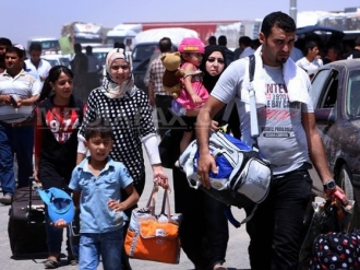 Raport ONU: 68,5 milioane de oameni din toată lumea au fost forţaţi să îşi părăsească ţara în 2017