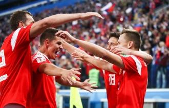 Rusia învinge Egiptul şi e în optimile de finală ale Cupei Mondiale
