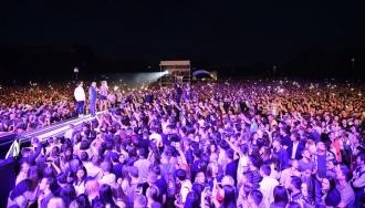 """Zeci de mii de tineri, prezenți la cel mai grandios festival dedicat tinerilor ‒ """"Generația Viitorului"""""""