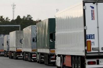 Restricții pentru transportul de mare tonaj pe drumurile naționale
