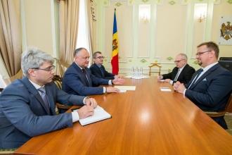 Dodon: Republica Moldova are nevoie de reforme reale pentru sporirea calității vieții cetățenilor