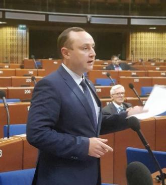 Vlad Batrîncea a făcut un apel către APCE să renunțe la geopolitică și dublele standarde în procesele de evaluare