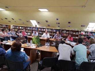 Socialștii continuă întrevederile cu primarii și consilierii din suburbiile Capitalei