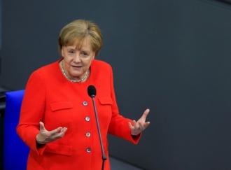 Merkel: NATO joacă încă un rol principal în securitatea Germaniei