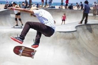 Un skate park, va fi construit în parcul Valea Trandafirilor