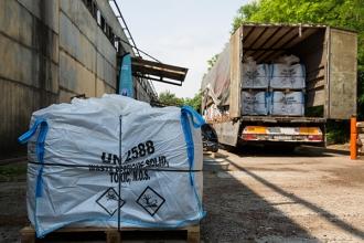 Ultimul lot de pesticide colectate în cadrul proiectului NATO a fost evacuat