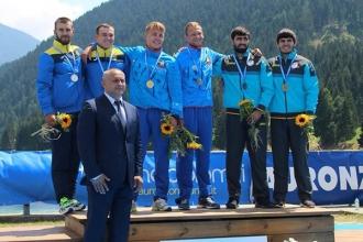 Moldova a cucerit patru medalii la Europenele de kaiac canoe