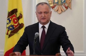 Igor Dodon: Decizia UE de a suspenda finațarea va accelera plecarea acestui regim în istorie