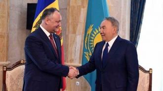 Mesaj de felicitare pentru Nazarbaev