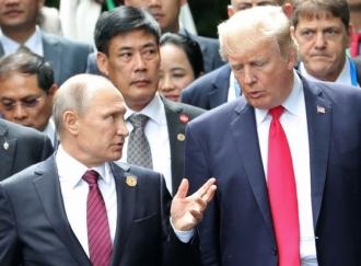 Trump şi Putin se întâlnesc astăzi la Helsinki, după un turneu european tumultuos al liderului SUA