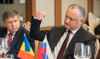 Igor Dodon, la discuții cu șefii celor mai influente mass-media din Rusia