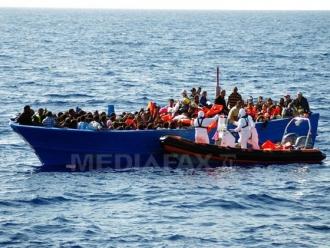Italia şi Spania au refuzat să primească o navă cu 141 de migranţi din Marea Mediterană
