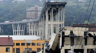 Un moldovean a decedat în urma prăbușirii podului din Genova