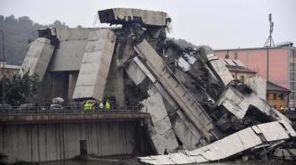 Viaductul din Genova a răpit zeci de vieți