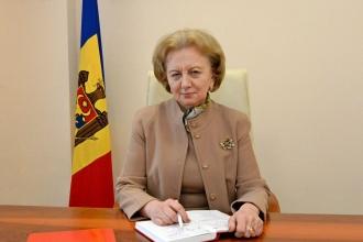 Zinaida Greceanîi va participa la congresul partidului de guvernămînt din Turcia