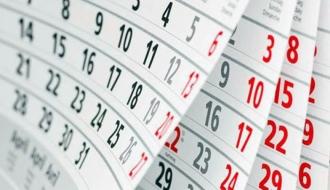 Minivacanță pentru bugetari la sfârșit de august