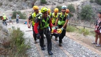 Torentul produs într-un canion Italia: Bilanţul a ajuns la zece morţi şi şase răniţi