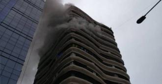 Cel puţin patru persoane au murit în urma unui incendiu produs în oraşul Mumbai din India