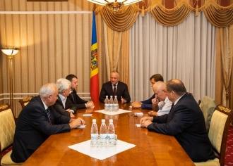 Igor Dodon, îngrijorat în legătură cu acţiunile coaliţiei de guvernare îndreptate spre subminarea cadrului constituţional al statului moldovenesc
