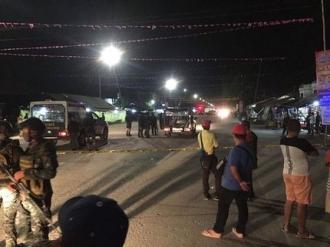 Atac cu BOMBĂ: Doi oameni au murit şi alte 37 de persoane au fost rănite la un festival stradal din Filipine