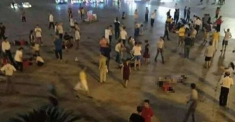 """""""Răzbunare pe societate"""" în China. Cel puţin 11 persoane au fost ucise în urma unui atac dintr-o piaţă aglomerată"""