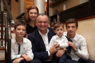 Igor Dodon a decretat 2019 drept Anul Familiei