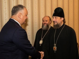 Pregătiri pentru vizita Patriarhului