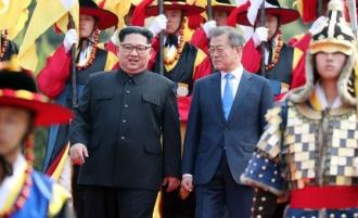 Coreea de Nord şi Coreea de Sud se angajează să înceapă