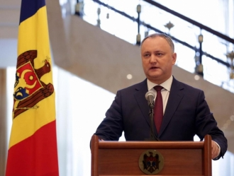 Dodon a respins candidaturile PDM