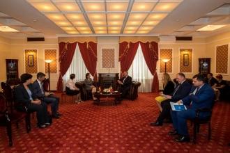 Cinci ambasadori noi în Moldova