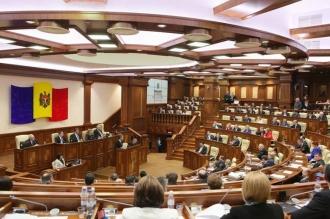 Guvernatorul BNM, directorul CNA şi Procurorul General vor fi audiaţi în Legislativ
