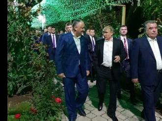 Igor Dodon a participat la întrunirea informală a liderilor ţărilor Comunităţii Statelor Independente