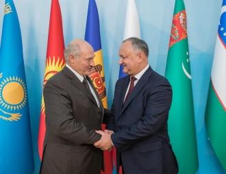 Șeful statului va efectua o vizită în Belarus