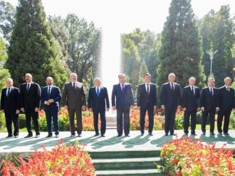 Dodon la summitul de la Dușanbe: Împreună sîntem mai puternici, fiecare, în mod separat, devine o pradă geopolitică uşoară